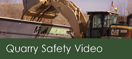 Quarry Safety Video